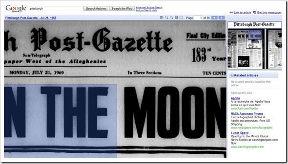 google-newspapers-archives