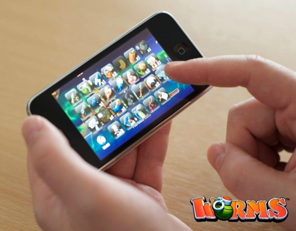worms-ipod-touch