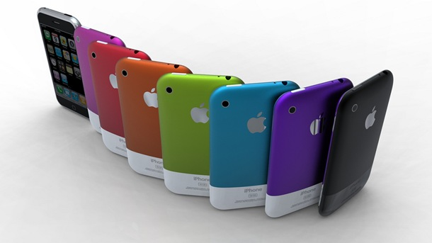 New Old IPhone 3 Concepts