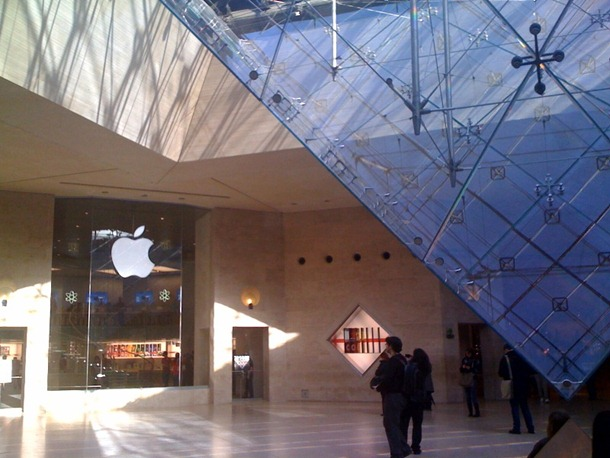 apple store louvre (4)