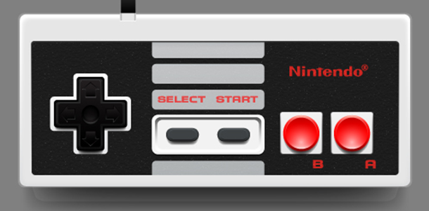 Analogue NT Mini, la NES dans sa plus belle expression! - Page 3 Manettenesnintendo