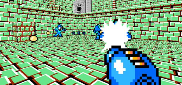 Megaman 8 Bit. Megaman+8+bit+wallpaper