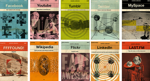 web2.0 retro covers