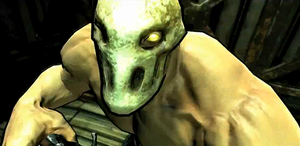 splatterhouse e3 trailer