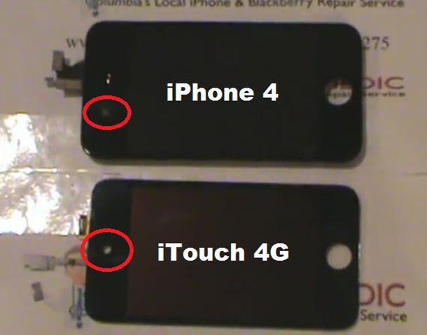 itouch-4g