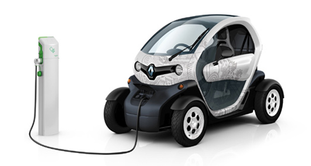 voiture lectrique renault twizy. Black Bedroom Furniture Sets. Home Design Ideas