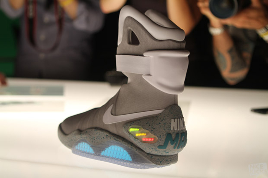 Nike Back To The Future Shoes Ebay