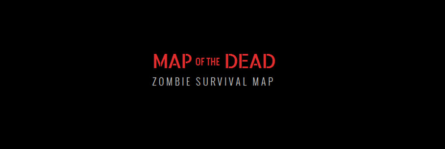 Map of the dead
