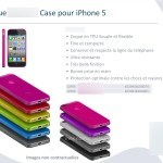 Coque Nouvel iPhone 5