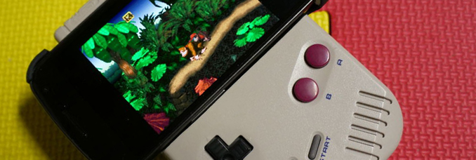 Manette-GameBoy-Telephone-Android-Video