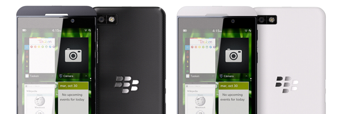 test-blackberry-z10-video