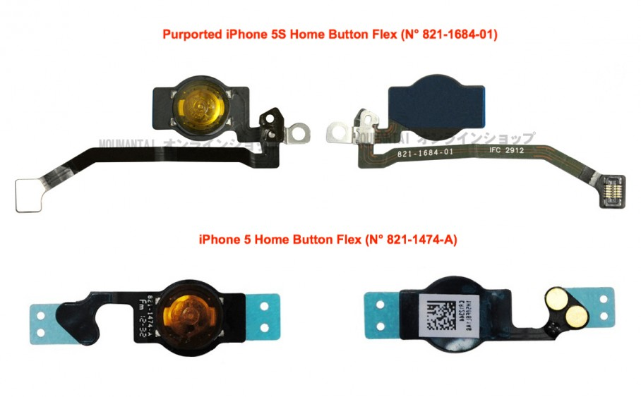 iPhone-5S-Bouton-Home