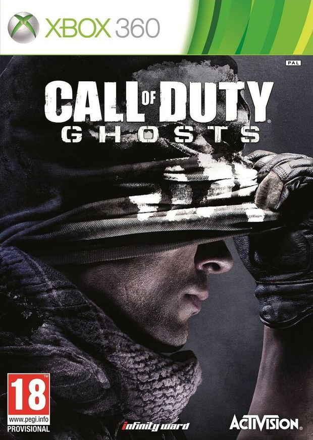 Call Of Duty Ghosts ( EU ) Steam Key.