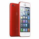 iPhone-Plastique-Rouge