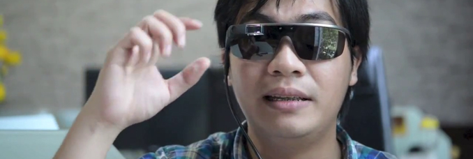 test-lunettes-google-glass-video