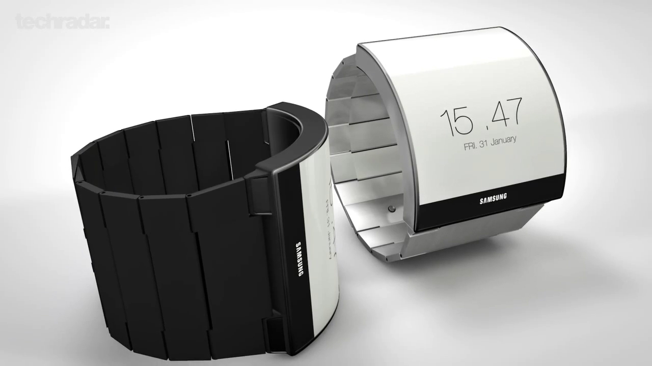galaxy gear 2 un concept pour la prochaine montre de samsung. Black Bedroom Furniture Sets. Home Design Ideas