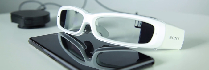 Lunettes-Connectees-Sony-SmartEyeglass