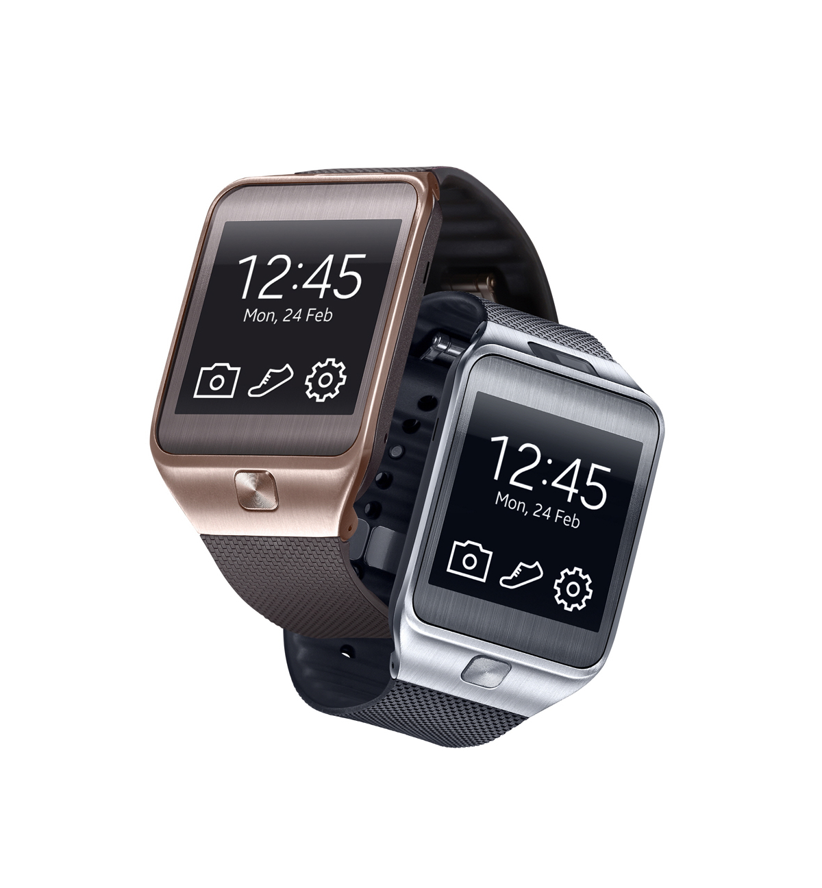 samsung gear 2 samsung d voile ses nouvelles montres connect es. Black Bedroom Furniture Sets. Home Design Ideas