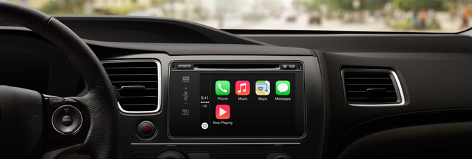 iOS-CarPlay-Apple