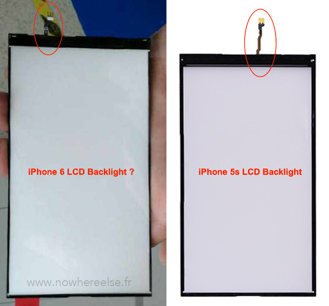 iPhone-6-vs-iPhone-5s-LCD-Backlight