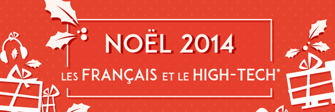 Achats-High-Tech-Noel-2014-Infographie