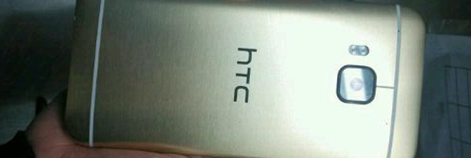 HTC-One-M9-2015-Coque-Or