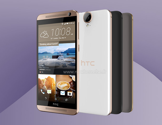 HTC-One-E9-Plus-Couleurs