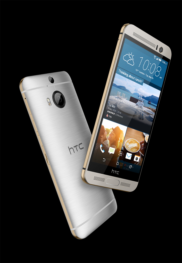 HTC-One-M9-Plus-Silver