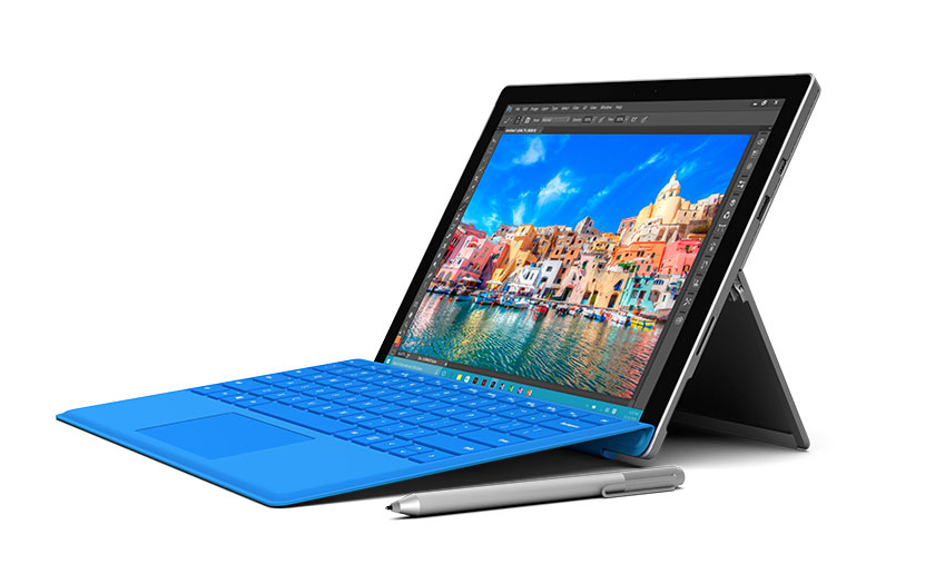 surface pro4 prix date de sortie et fiche technique de la nouvelle tablette microsoft. Black Bedroom Furniture Sets. Home Design Ideas