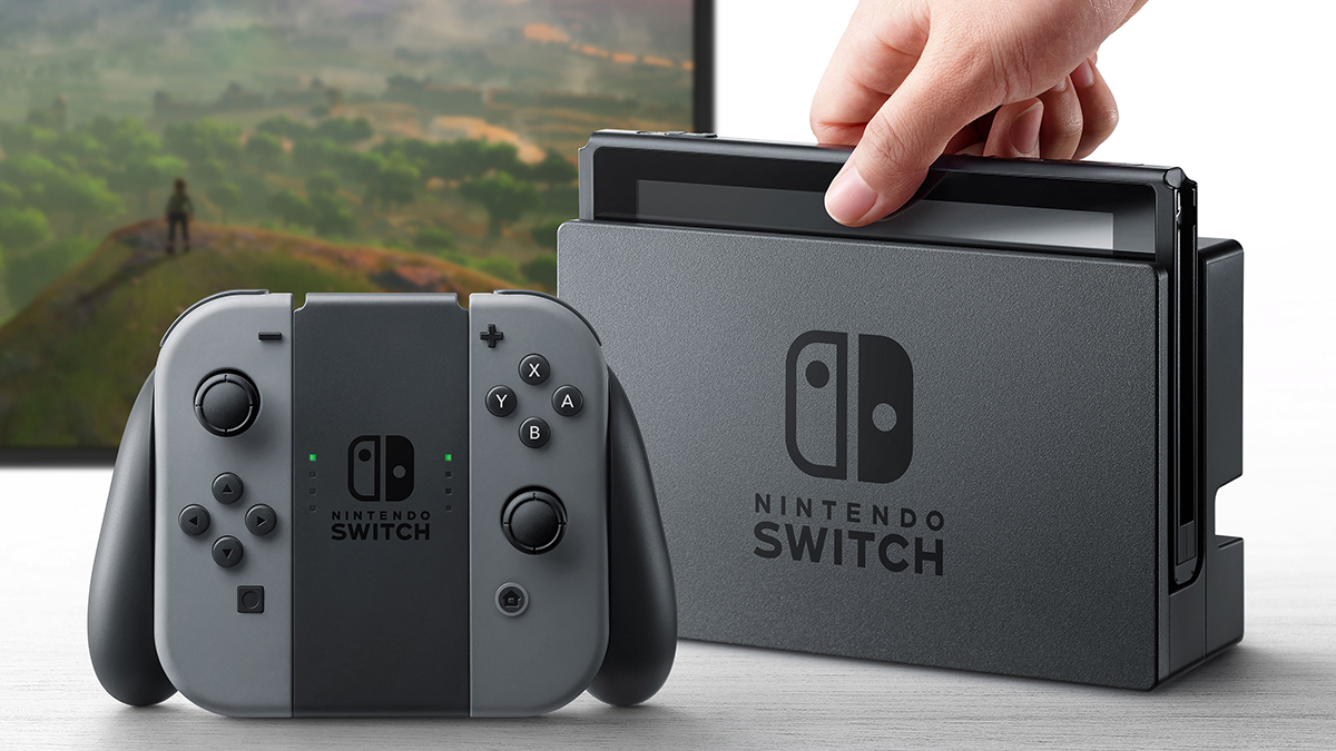 nintendo switch la nouvelle console de jeux enfin d voil e. Black Bedroom Furniture Sets. Home Design Ideas