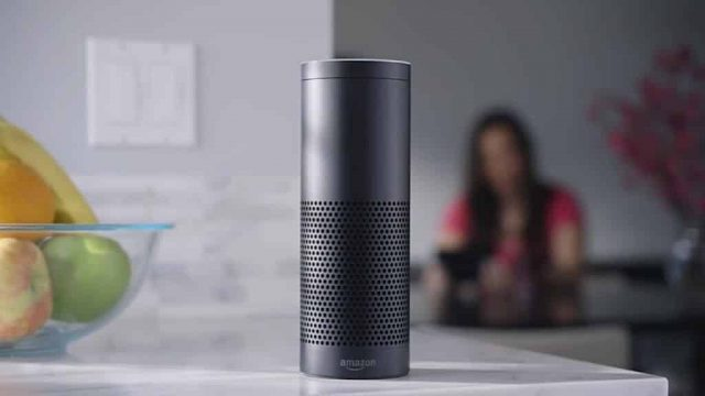 enceinte connectée Amazon covid-19
