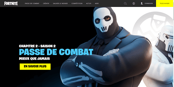 comment installer fortnite sur PC