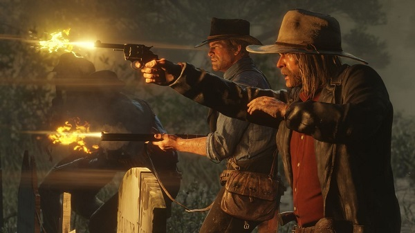 red dead redemtpion 2 PS4