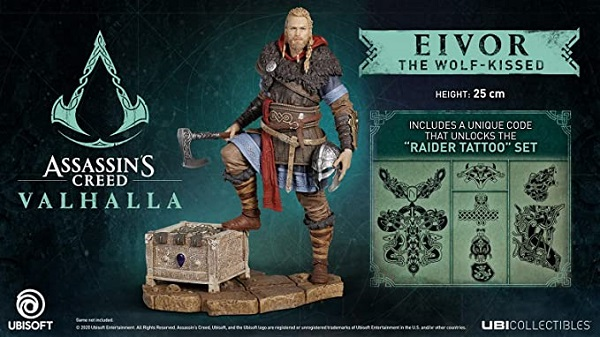 edition collector assassin s creed valhalla