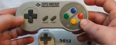 Transformer une manette filaire SNES en manette Bluetooth