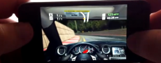 Une démo en attendant 'Real Racing 2′ sur iPhone/iPod Touch