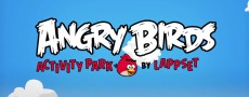 Le parc d'attractions Angry Birds Land ouvre ses portes