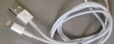 iPhone 5 : Le cable USB du Nouvel iPhone fait son apparition