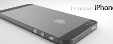 iPhone 5 : Un accessoiriste européen confirme le design du Nouvel iPhone [Exclusif]