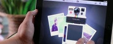 Instant sur iPad : L'application qui transforme vos photos en Polaroïd