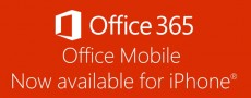 Microsoft Office Mobile est enfin disponible sur iPhone !