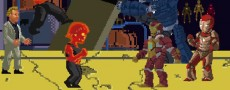 Iron Man 3 parodié en version 16-Bit