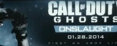 Call of Duty Ghosts : Date de sortie du DLC Onslaught