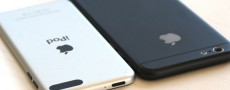 iPhone 6 : Un prototype comparé avec un iPod Touch