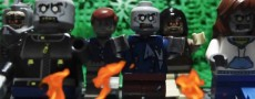 The Walking Dead Saison 5 : Le Trailer version LEGO