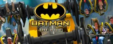 Batman – The Ride : Sensations fortes à Gotham