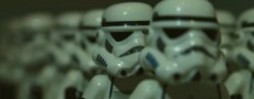 Star Wars 7 : La pré-bande-annonce version LEGO