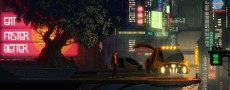 The Last Night, un jeu d'aventure cyberpunk prometteur