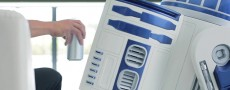 Star Wars: Vous pouvez désormais acheter le frigo R2-D2 télécommandé