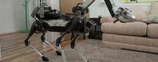 SpotMini: L'incroyable (et inquiétant) nouveau robot de Boston Dynamics